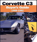 """Corvette C3 Buyer's Guide 1968-1982"" by Richard Prince"