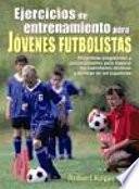 Ejercicios entrenamiento jovenes futbolistas/ Training Exercises Young Soccer Players