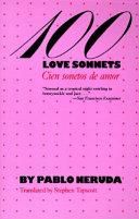 100 Love Sonnets Pdf/ePub eBook