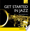 Get Started in Jazz Book