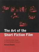The Art of the Short Fiction Film