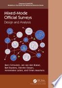 Mixed Mode Official Surveys Book