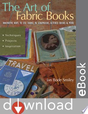 The Art of Fabric Books Ebook - barabook