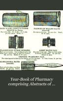Year book of Pharmacy