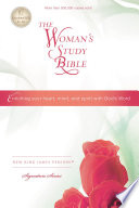 """""""NKJV, The Woman's Study Bible, eBook: Second Edition"""" by Thomas Nelson"""