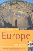 Pdf Rough guide to Europe