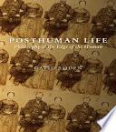 Posthuman Life Book PDF
