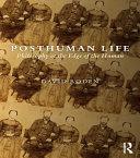 Pdf Posthuman Life