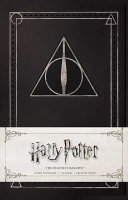 Harry Potter  The Deathly Hallows Ruled Notebook