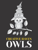 Creative Haven Owl Book