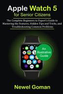 Apple Watch 5 User Manual For Seniors [Pdf/ePub] eBook