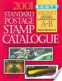 Scott 2001 Standard Postage Stamp Catalogue