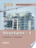 Design of Steel Structures (Vol. 1)