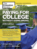 Paying for College Without Going Broke, 2016 Edition