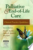 Palliative And End Of Life Care E Book