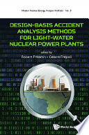 Design-basis Accident Analysis Methods For Light-water Nuclear Power Plants