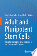 Adult And Pluripotent Stem Cells Book PDF