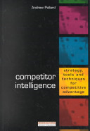 Competitor Intelligence