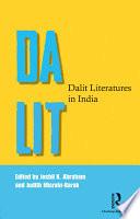 Dalit Literatures in India