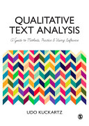 Qualitative Text Analysis