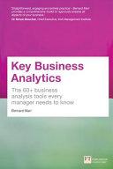 Key Business Analytics Book PDF