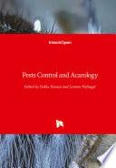 Pests Control And Acarology