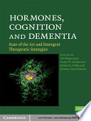 Hormones, Cognition and Dementia