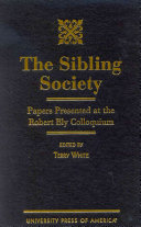 Pdf The Sibling Society