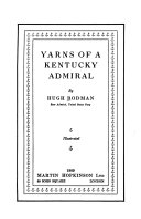 Yarns of a Kentucky Admiral