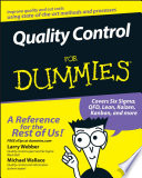 List of Quality Dummies E-book