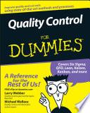 List of Qa Dummies E-book