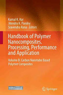 Handbook of Polymer Nanocomposites  Processing  Performance and Application Book