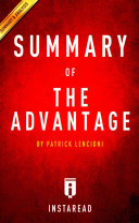 Summary of the Advantage