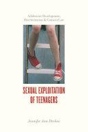 Sexual Exploitation of Teenagers