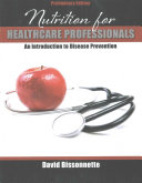 Nutrition for Healthcare Professionals Book