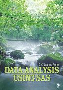 Data Analysis Using SAS Book