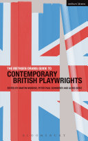 The Methuen Drama Guide to Contemporary British Playwrights