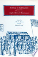 Sidney in Retrospect  : Selections from English Literary Renaissance