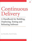 Continuous Delivery book cover image