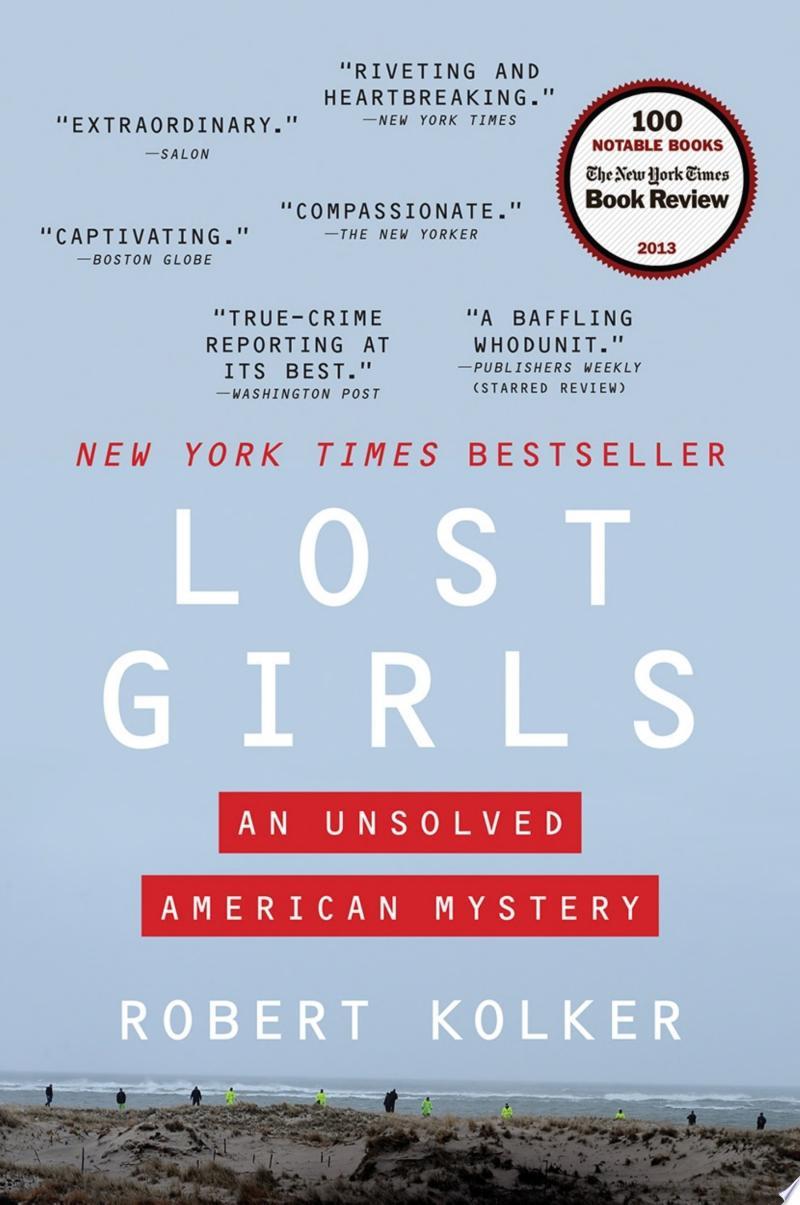 Lost Girls banner backdrop
