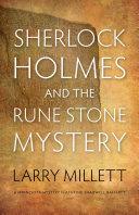 Sherlock Holmes and the Rune Stone Mystery Pdf/ePub eBook