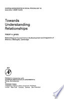 Towards understanding relationships