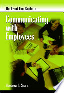 The Frontline Guide to Communicating with Employees Book PDF
