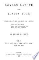 The London street-folk, book the first