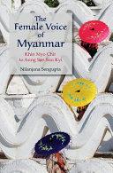 The Female Voice of Myanmar
