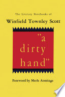 a dirty hand