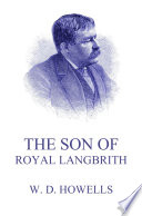 The Son Of Royal Langbrith