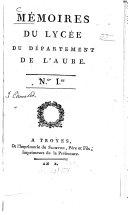 Mémoires du Lycée du Département de l'Aube