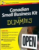 Canadian Small Business Kit For Dummies