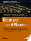 Urban and Transit Planning